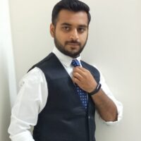 Mr Paresh Damda CFO